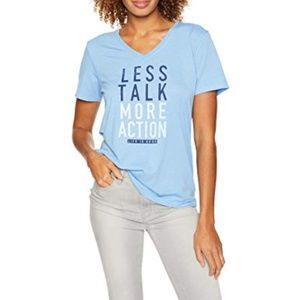 Life Is Good - Less Talk More Action SHIRT Top S